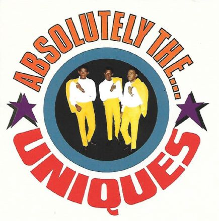 Uniques - Absolutely The... Uniques (Doctor Bird) CD